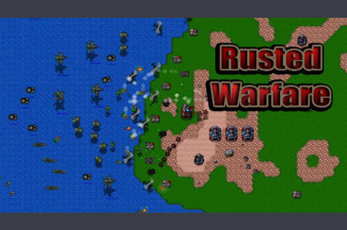 Rusted warfare