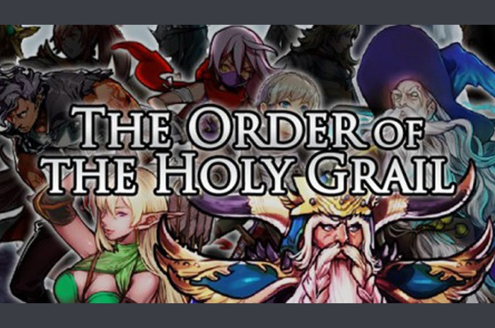 The order of the Holy Grail