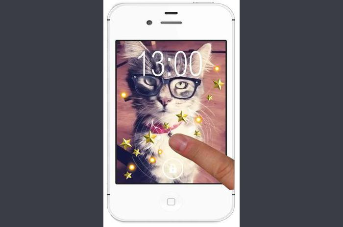 Cool Kitty HQ live wallpaper