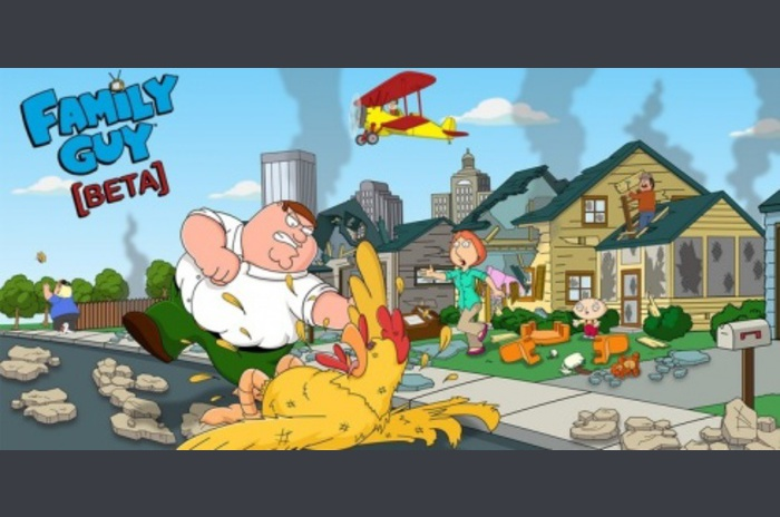 Family Guy Game: BETA