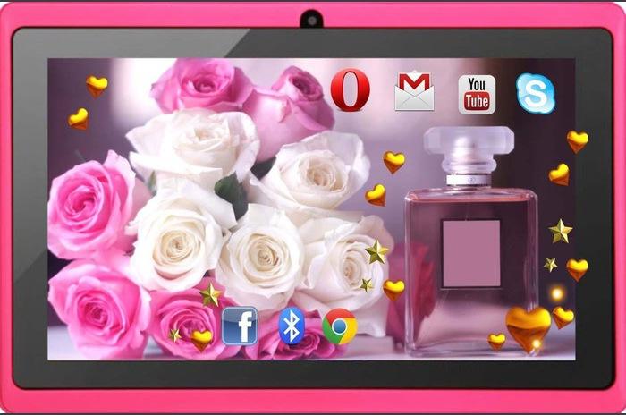 Hearts N Roses Live Wallpaper