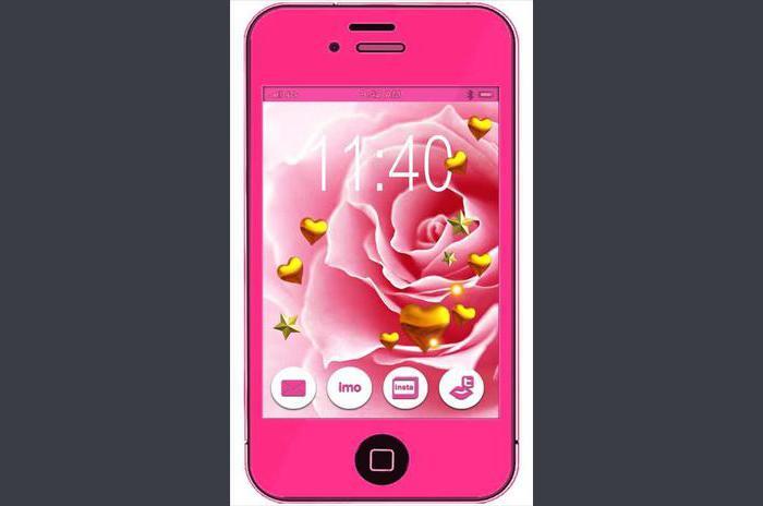Coeurs n Roses live wallpaper