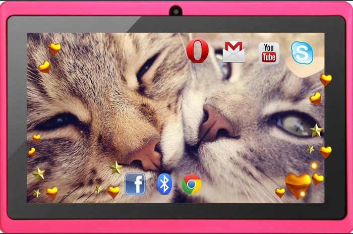 L'amour de Kitty Haut live wallpaper