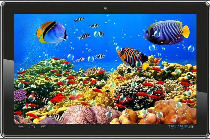 Underwater World Gallery LWP