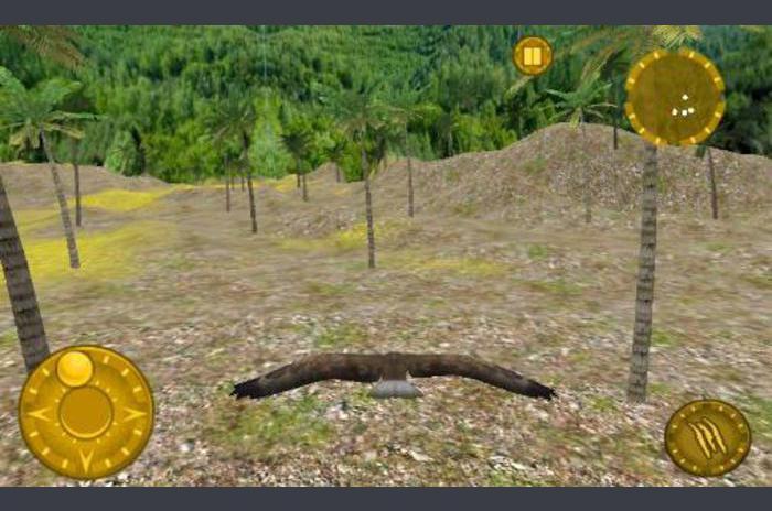 Wild eagle: Survival hunt