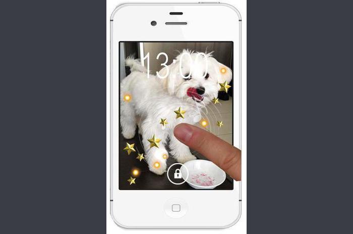 Puppy Voices live wallpaper