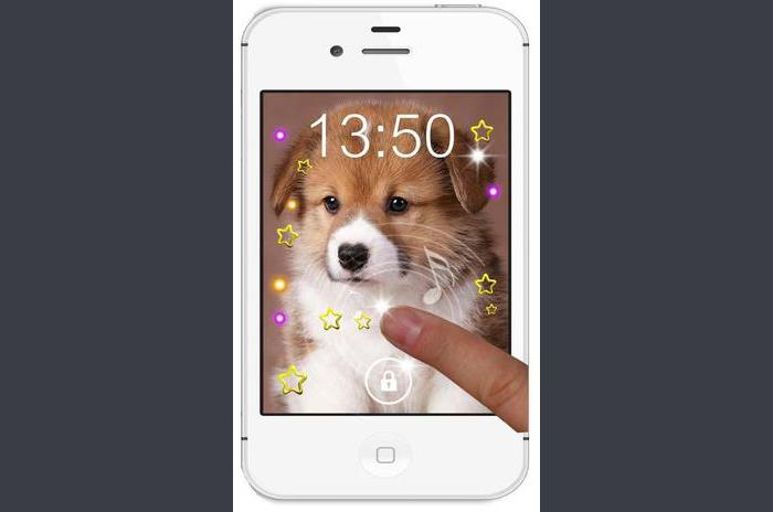 Puppies Story live wallpaper