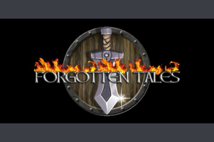 Forgotten tales RPG