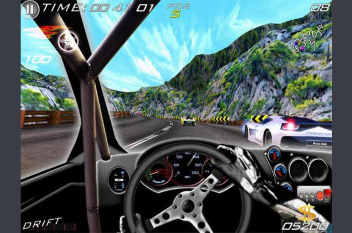 Hız yarışı nihai 3