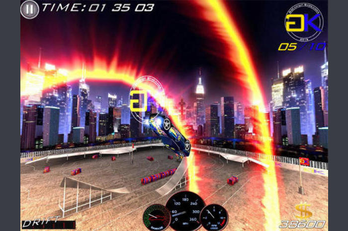 Speed racing ultimate 3