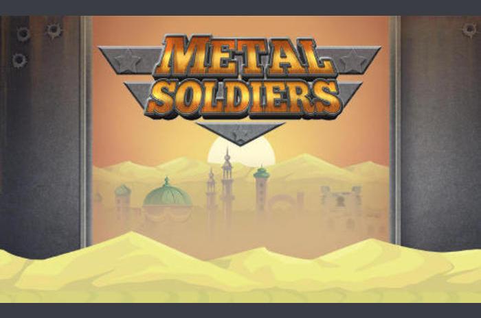 Soldados de metal