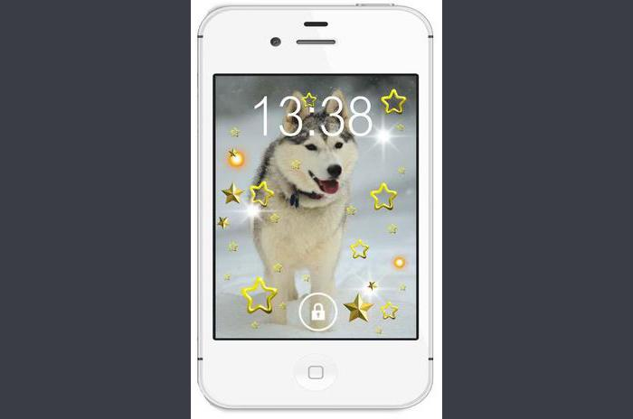Husky Sounds HD live wallpaper