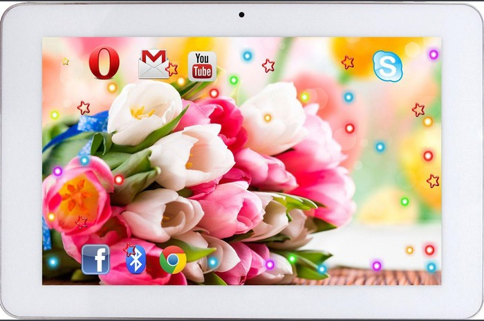 8 maart Gratis live wallpaper
