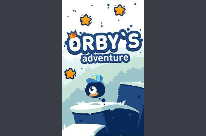 Orby's adventure
